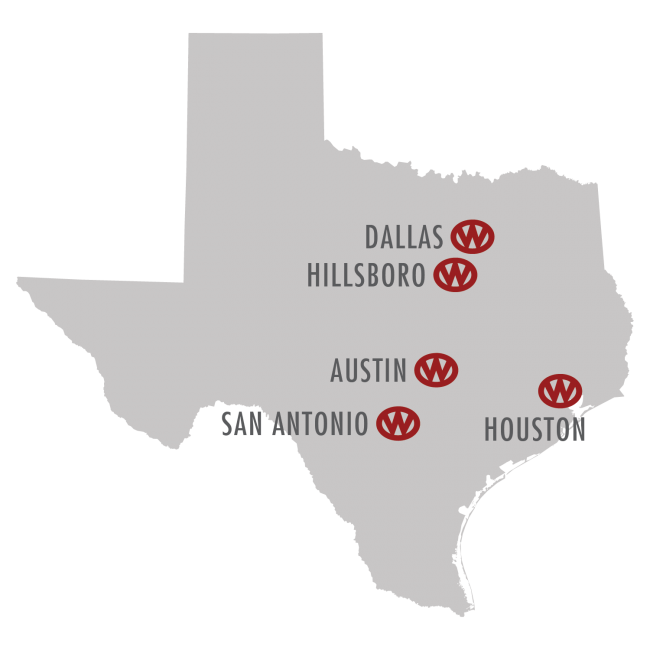 Texas Locations